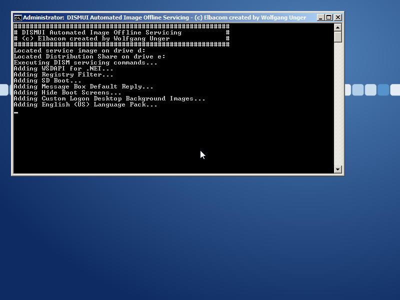 Windows Embedded Posready 2009 57 | My First JUGEM